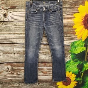 7 for all mankind Jeans Size 32 /30